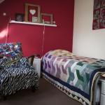 Kamer 2 met 1-persoonsbed
