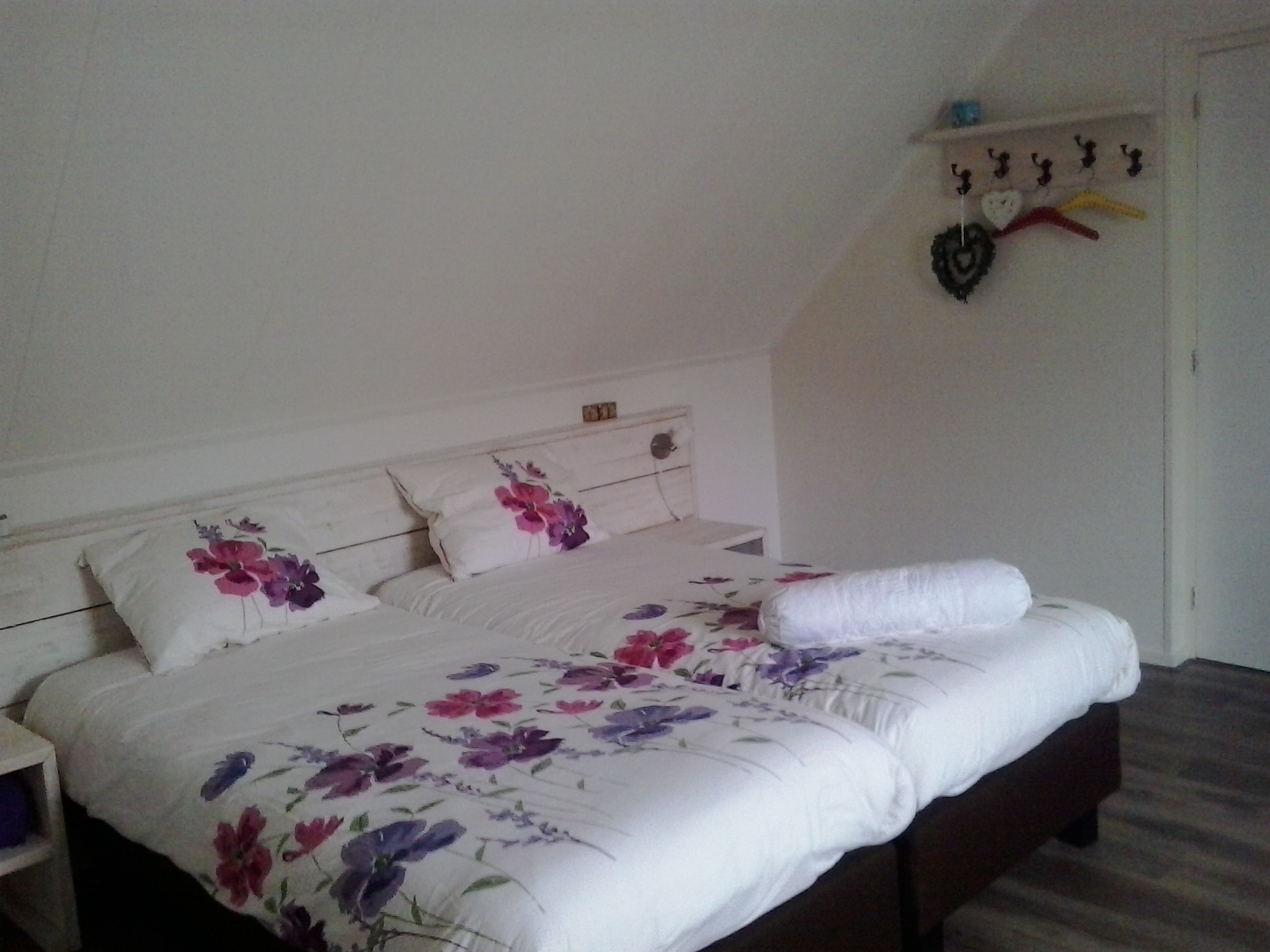 Kamer 3 - 2 x 1 persoonsbed