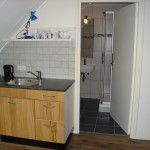 Keuken en badkamer