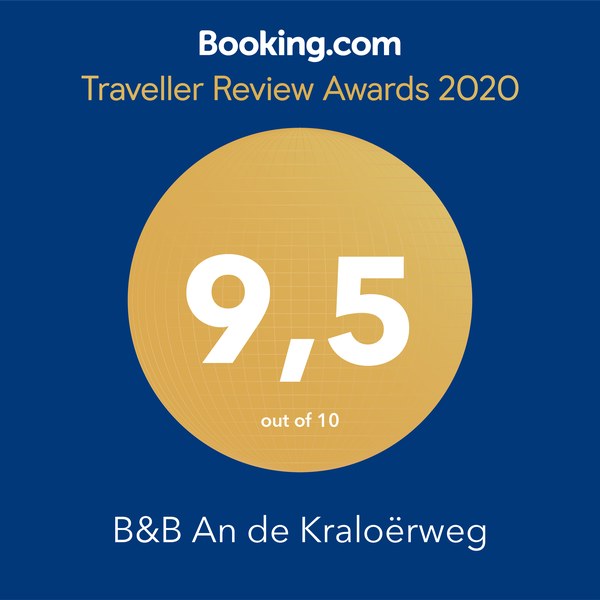 Guest Review Award 2019